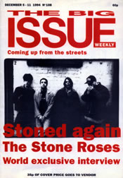 The Big Issue Stone Roses Edition