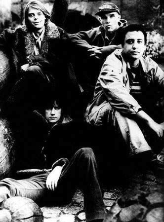 Stone Roses PR Shot - Picture by Pennie Smith