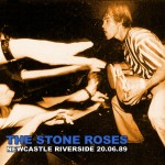 The Stone Roses Newcastle 1989 CD front cover