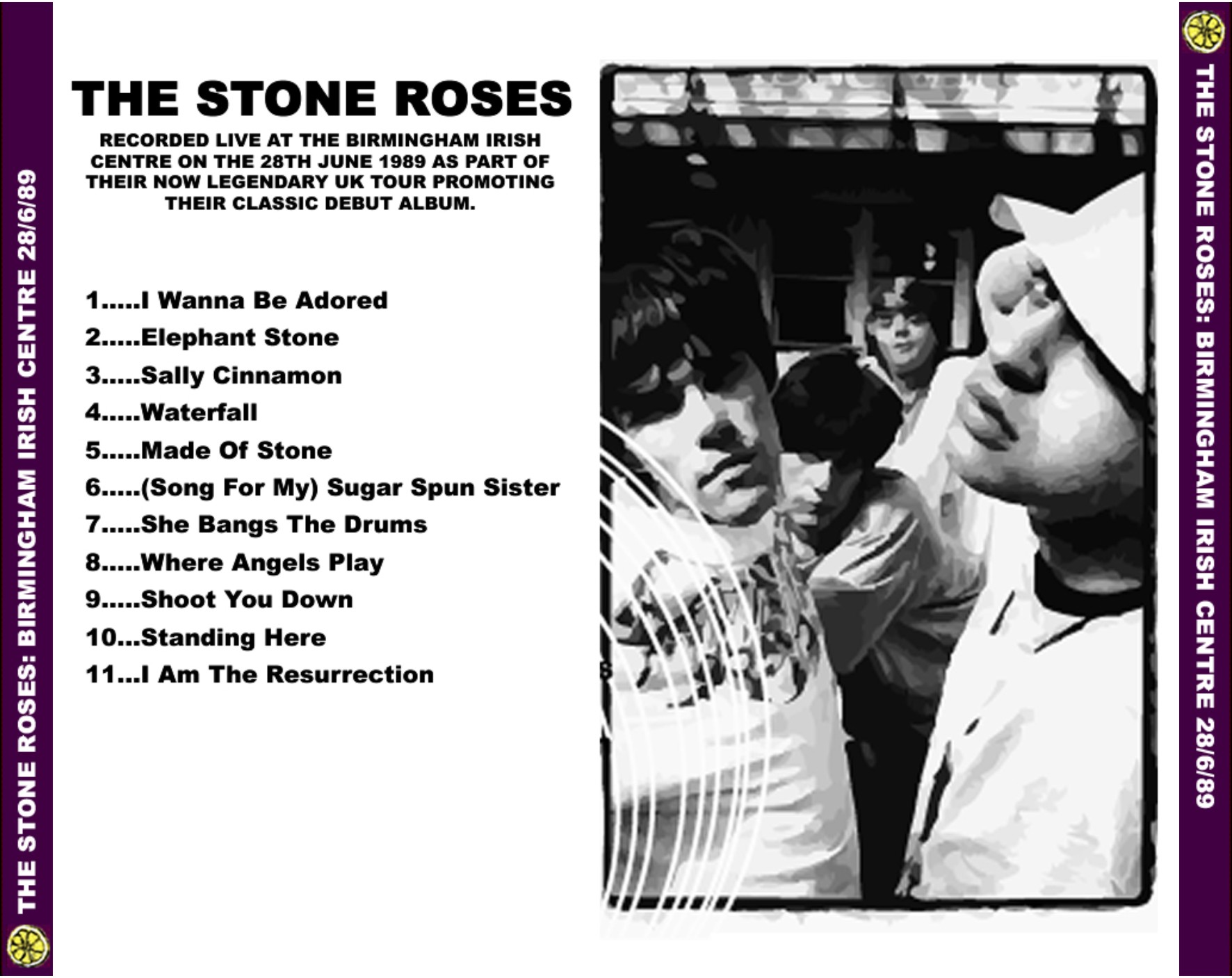 The Stone Roses Stand Still