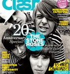 Clash magazine - Stone Roses cover