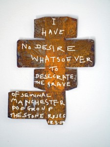 John Squire speaks