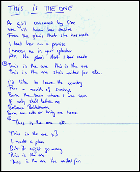 two stones lyrics