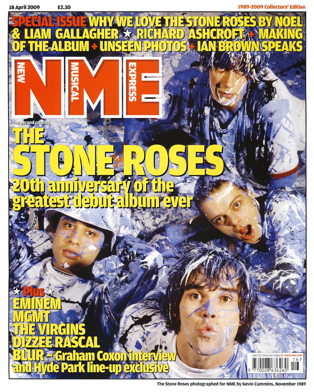 20th anniversary magazine specials the stone roses fansite for Anniversary magazine