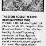 The Stone Roses - NME 22-2-92