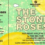 The Stone Roses at Glasgow Green 1990