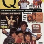 Q magazine July 1990