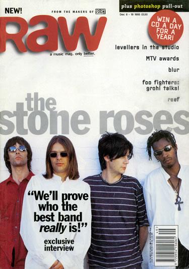 Raw Magazine 1995