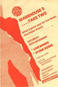 The Stone Roses - Warehouse Take 2, 1985
