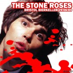 The Stone Roses Bristol 1989 CD front cover