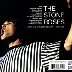 The Stone Roses - Luxor Club Cologne 1989 back