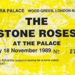The Stone Roses at Alexandra Palace 1989