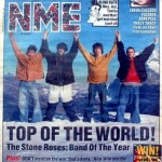 NME front cover from 23rd December 1989