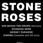 Postcard - She Bangs The Drums advert 1