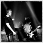 Ian & John @ Barcelona 2012