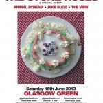 Glasgow Green 2013